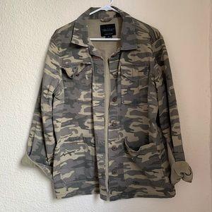 Sanctuary camo jacket